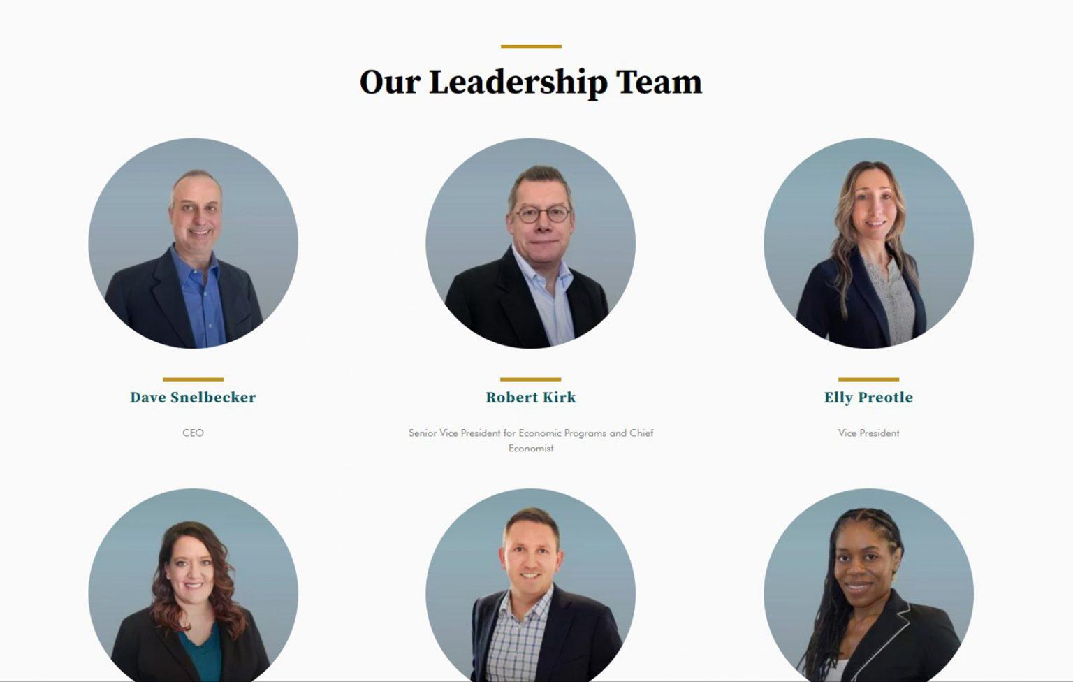 IDG Leadership Team